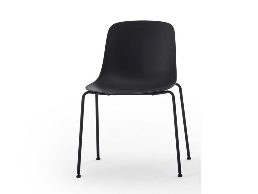 Polypropylene chair SHELL | Chair by ESTEL GROUP