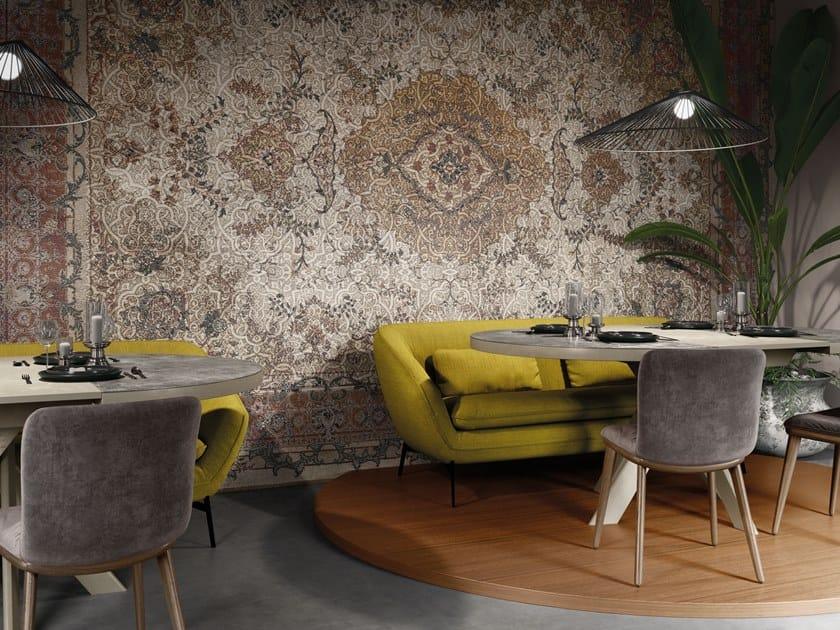 Nonwoven wallpaper SHERAZADE by Tecnografica Italian Wallcoverings
