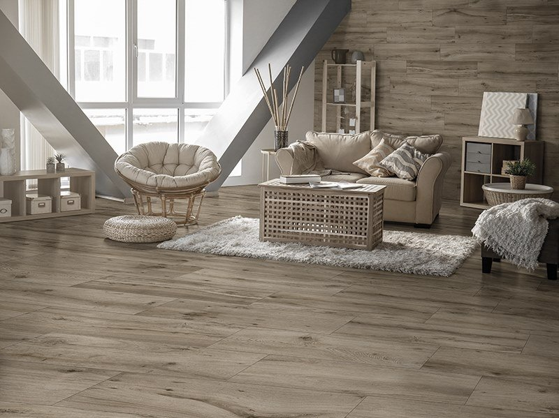Porcelain Wallfloor Tiles With Wood Effect Sherwood By Itt Ceramic