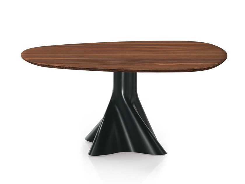Wooden table SHIFT | Dining table by Oliver B.