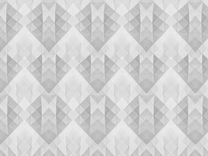 Carta Da Parati Geometrica.Carta Da Parati A Motivi Geometrica Shime Texturae