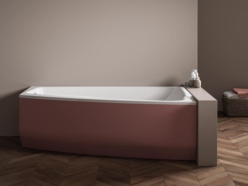 Vasca da bagno centro stanza SHIVÀ C by Karol