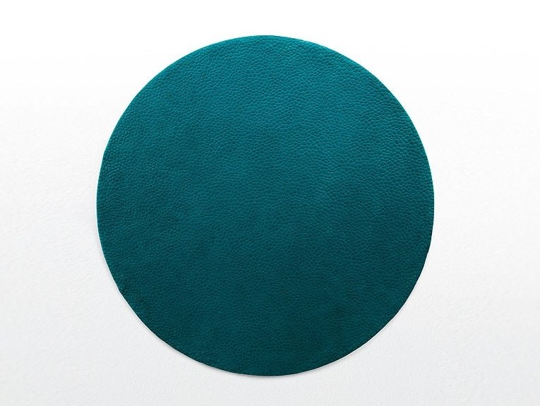 Solid Color Round Wool Rug Shore Round Rug Area Collection By