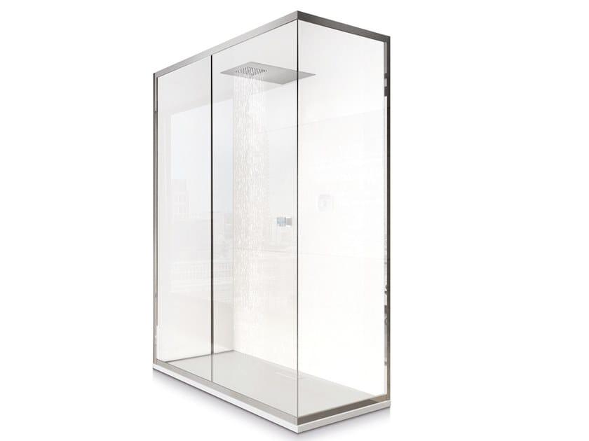 SIPARIO   Box doccia angolare