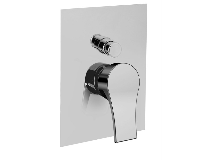 Recessed shower mixer with diverter FUSION | Shower mixer with diverter by BIANCHI RUBINETTERIE