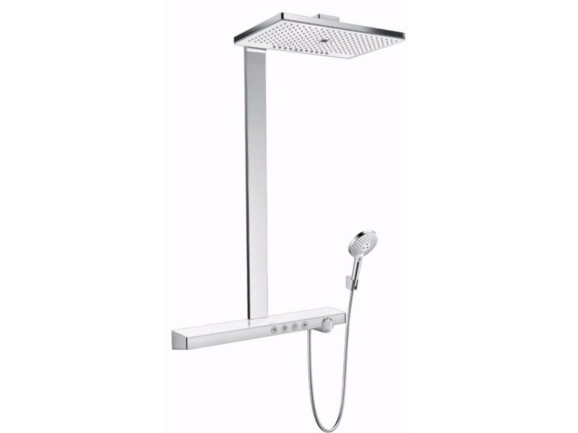 RAINMAKER SELECT | Shower panel Rainmaker Select Collection By hansgrohe