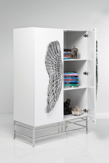 Wings Con In Kare Showtime Ante Credenza design Battente Laccata Mdf A 7If6gmbyYv