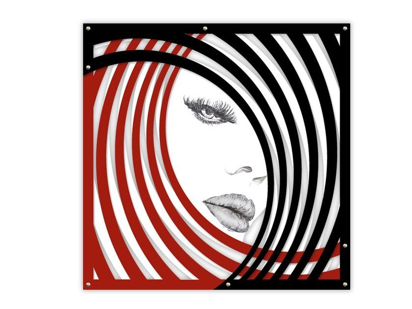 MDF Decorative panel SI-122 | Decorative panel by LAS