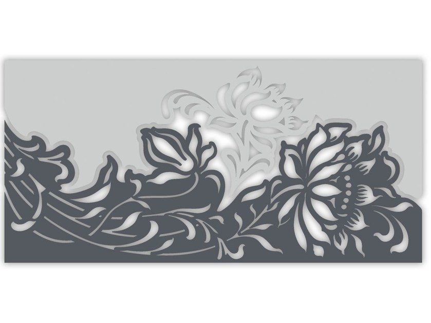 MDF Decorative panel SI-163 SS | Decorative panel by LAS