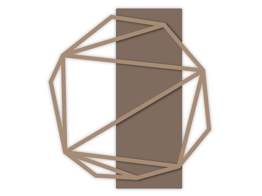 Wood-product Decorative panel SI-260L | Decorative panel by LAS
