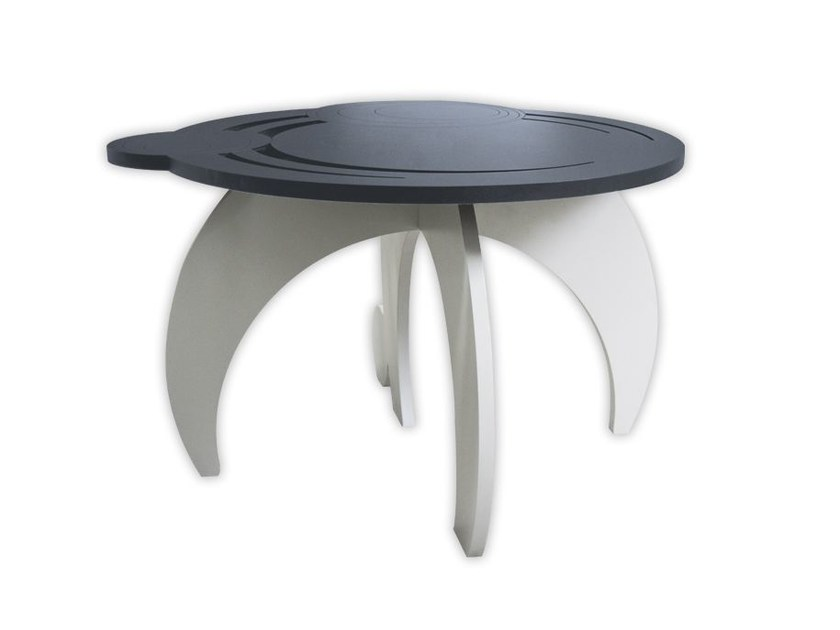 MDF coffee table for living room SI-282 | Coffee table by LAS