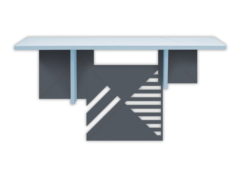 MDF console table SI-361 | Console table by LAS