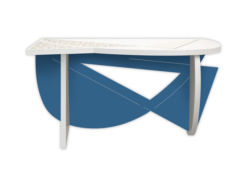 MDF console table SI-380 | Console table by LAS