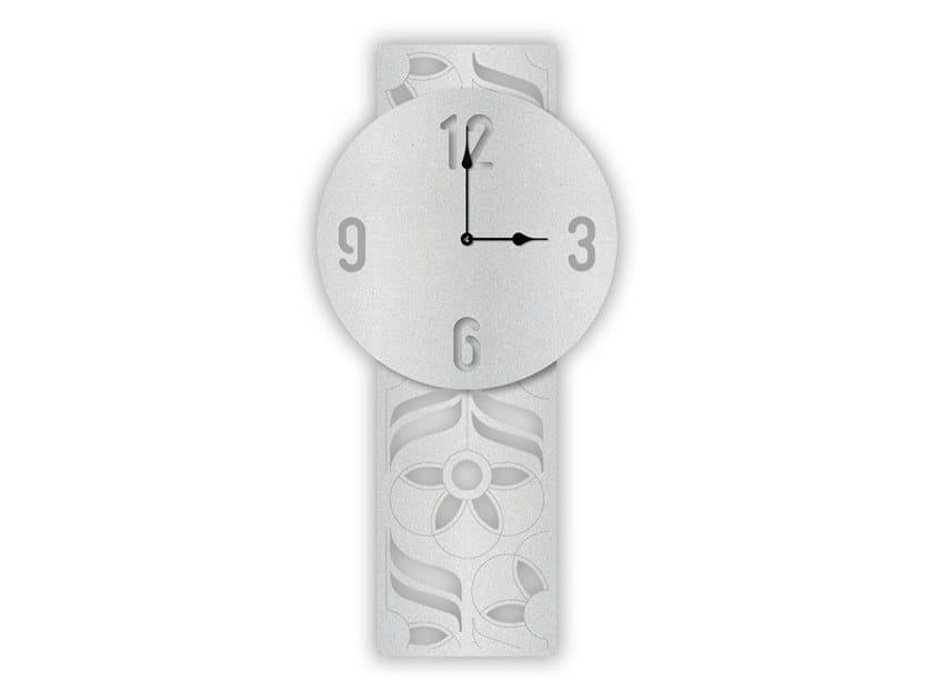Wall-mounted MDF clock SI-447 | Clock by LAS