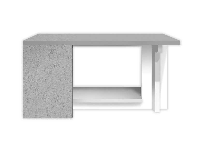 MDF console table SI-462-M1 | Console table by LAS