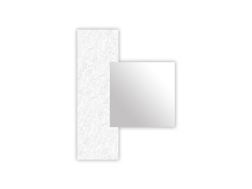 Wall-mounted mirror SI-465-M1 | Mirror by LAS
