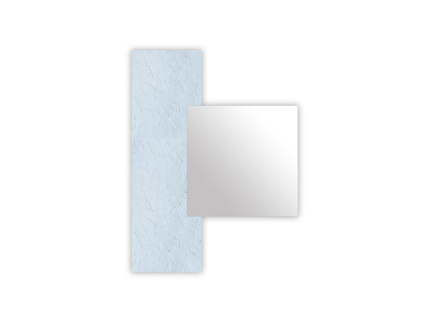 Wall-mounted mirror SI-465-M2 | Mirror by LAS