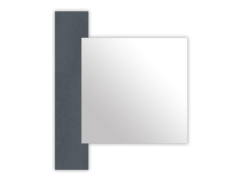 Wall-mounted mirror SI-466-M2 | Mirror by LAS