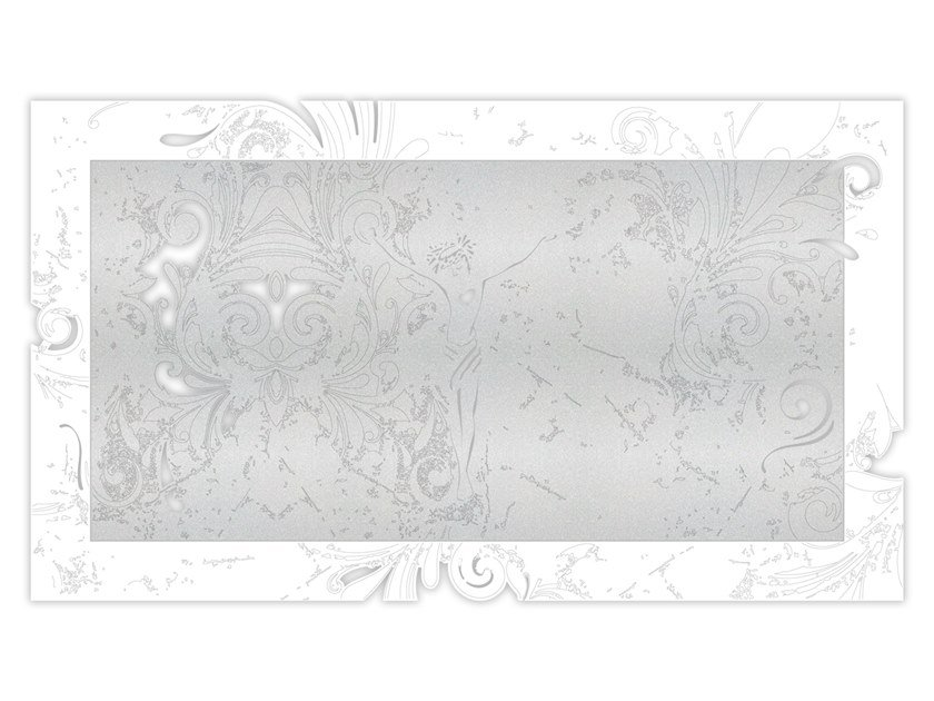 MDF wall decor item SI-478XL-T6   Wall decor item by LAS