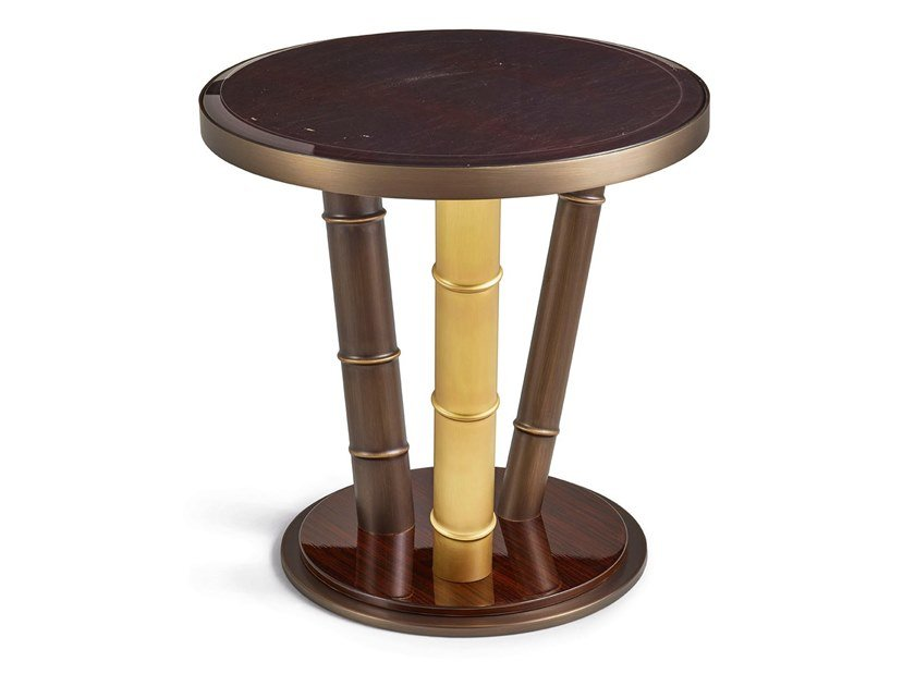 Tavolino di servizio rotondo SIAM | Tavolino by Sicis