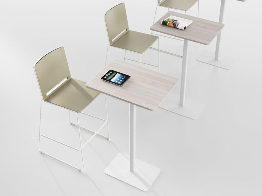 Rectangular coffee table SIBI A by IBEBI