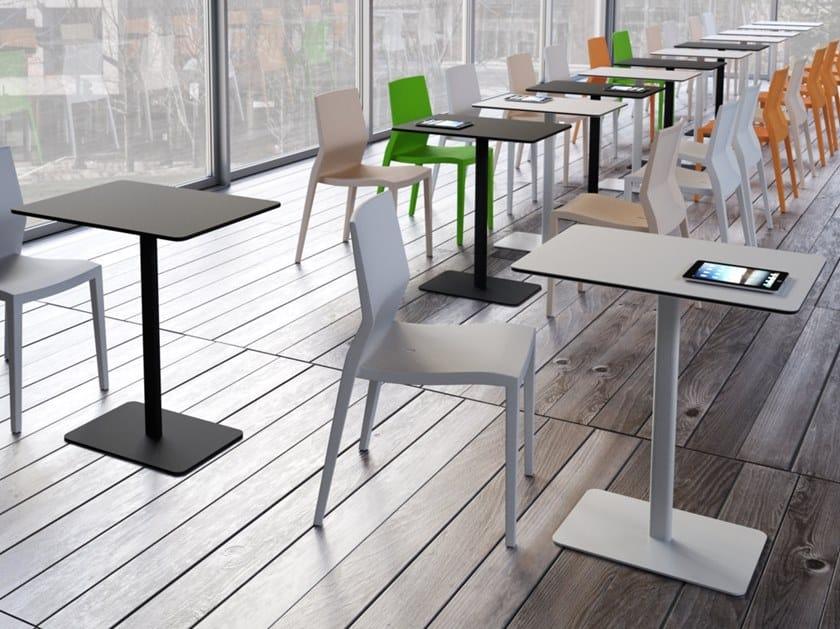 Rectangular coffee table SIBI M by IBEBI