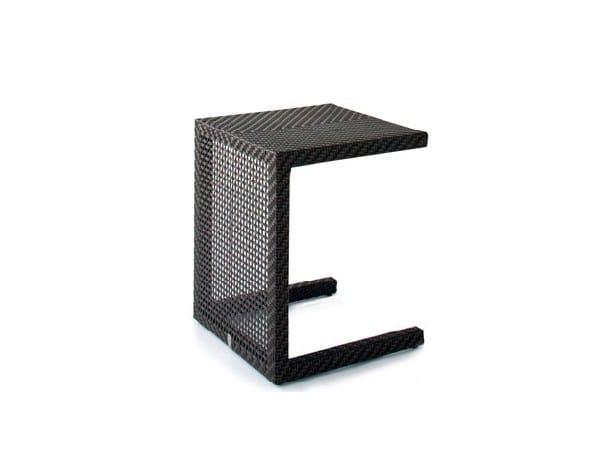 Tavolino di servizio quadrato CHA-TE | Tavolino di servizio by 7OCEANS DESIGNS