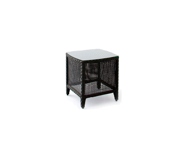 Square garden side table PALM SPRINGS | Side table by 7OCEANS DESIGNS
