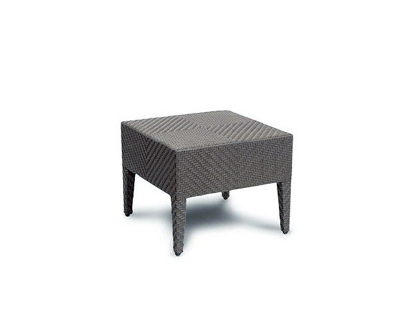 Square garden side table ARLINGTON | Side table by 7OCEANS DESIGNS