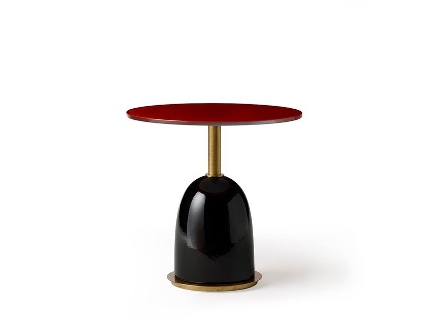 Round side table PINS   Side table by MARIONI