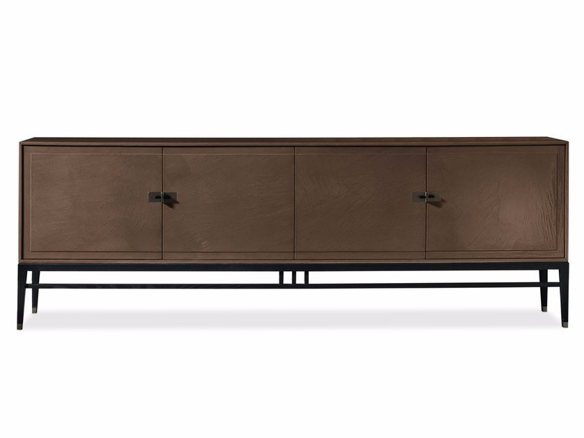 Lacquered sideboard with doors ORIENTAL | Sideboard by ALIVAR