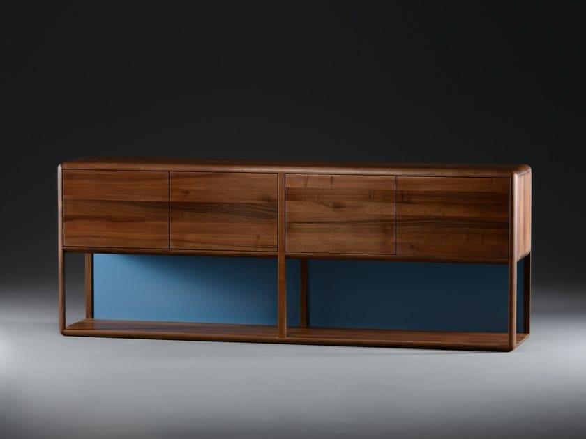 Solid wood sideboard ALEA | Sideboard by Artisan