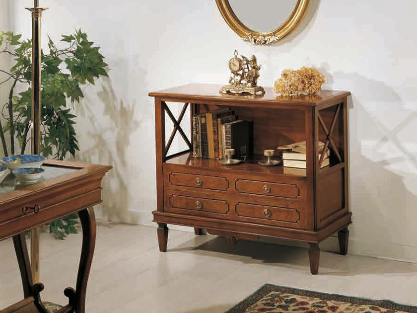 Solid wood sideboard with drawers DIANA | Sideboard by Arvestyle