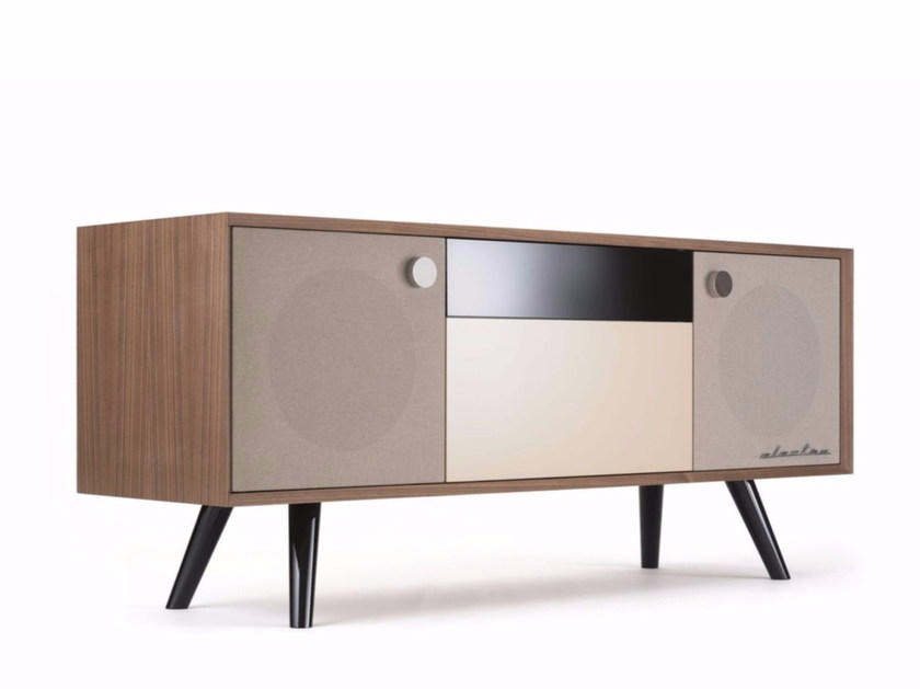 MDF sideboard with doors ELECTRA   Sideboard by Max Kasymov