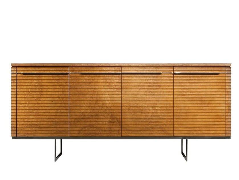 Solid wood sideboard DUBLIN | Sideboard by Mobi