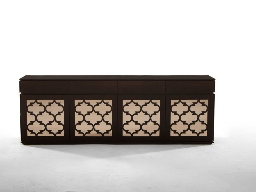 Wooden sideboard MARRAKESH | Sideboard by Tonin Casa