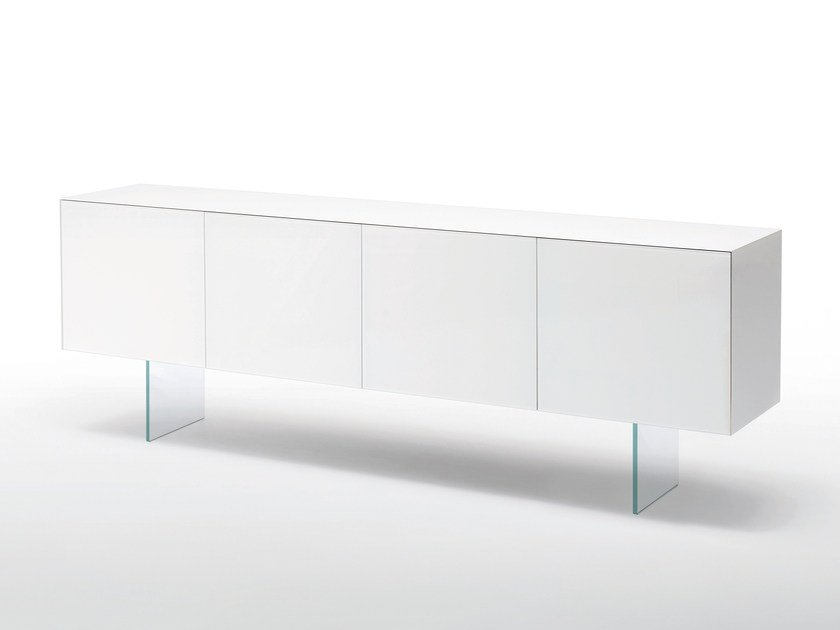 Magic Box Sideboard With Doors Magic Box Collection By Glas Italia
