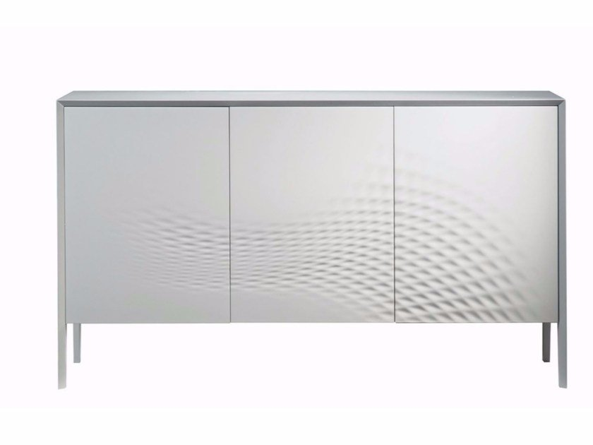 Lacquered sideboard with doors MOOREA | Sideboard with doors by ROCHE BOBOIS