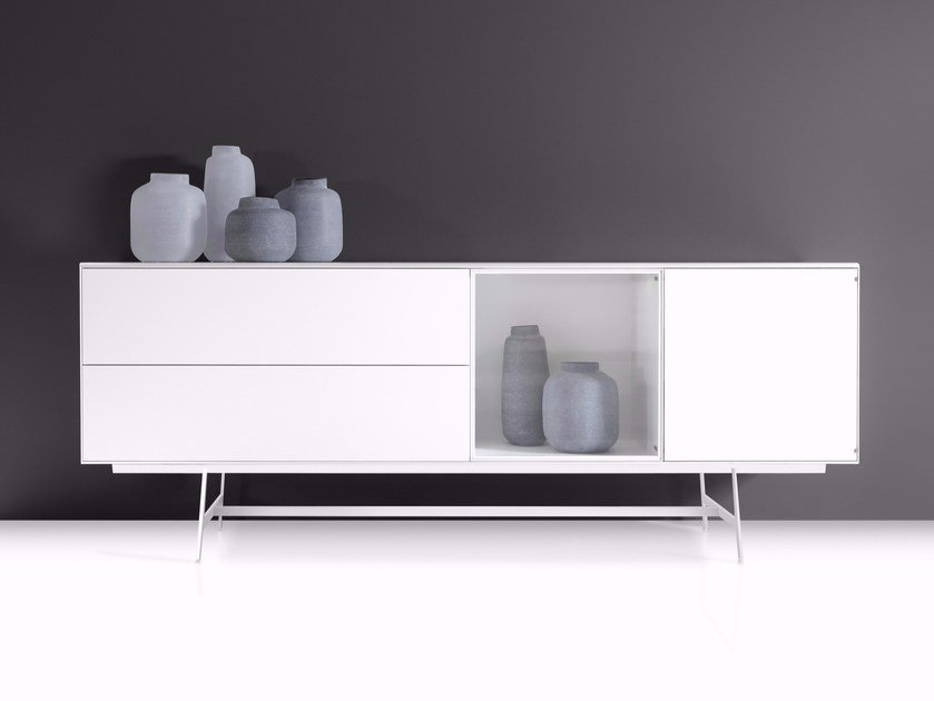 Modular sideboard S100 | Sideboard by YOMEI