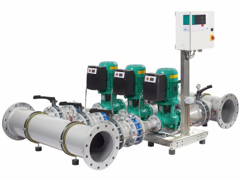 Sistema di pompe integrabile WILO-SIFLUX by WILO Italia
