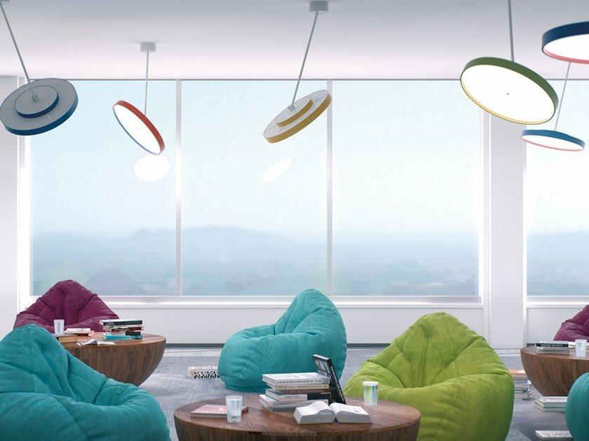Lampada a sospensione a LED con dimmer SIGN DIVA DANCER PLAY by PROLICHT