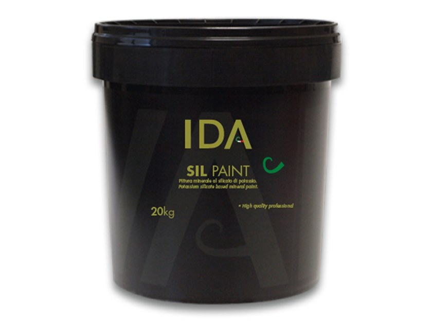 Silicate paint SIL PAINT by IDA