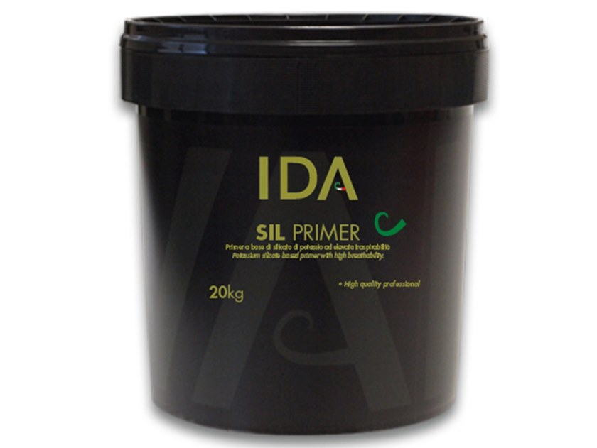 Base coat and impregnating compound for paint and varnish SIL PRIMER by IDA