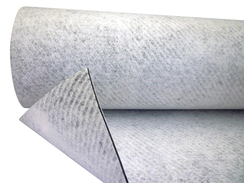 Impact insulation system SILENTIA 3 - POLIREX KEM 3 MM + TNT 110 by Biemme