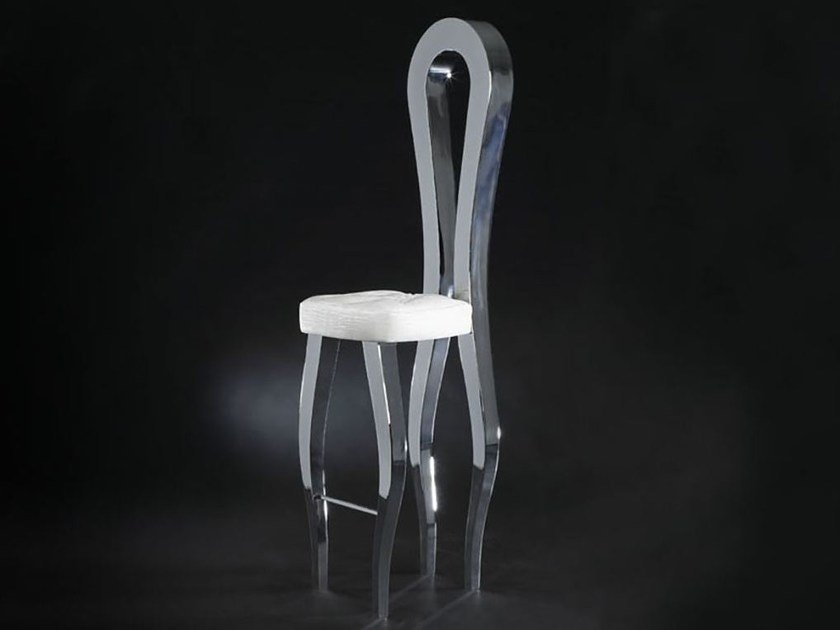 High-back chair SILHOUETTE | High-back chair by VGnewtrend