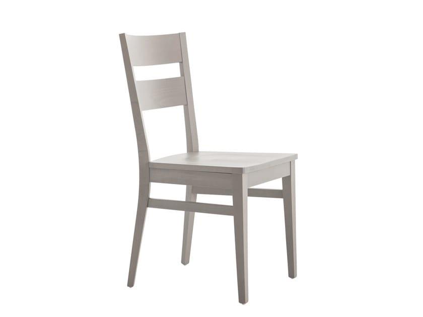 Beech chair SILLA 472A.m2 by Palma