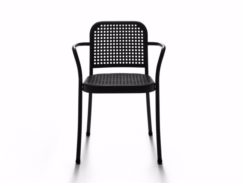 Polypropylene chair SILVER | Chair by DE PADOVA