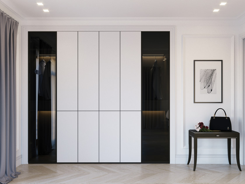 silver line armoire collection silver line by italianelements. Black Bedroom Furniture Sets. Home Design Ideas