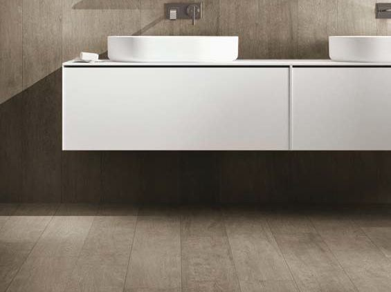 Porcelain stoneware wall/floor tiles with wood effect SILVIS by COTTO D'ESTE