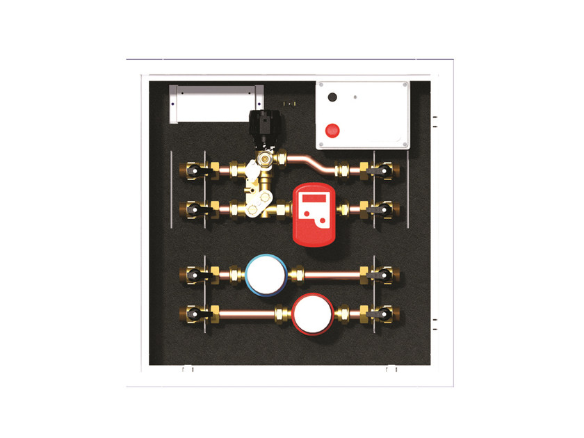 Heat meter SIMECONN II by Sime